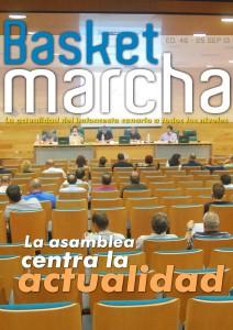 Basket Marcha 2013 25 septiembre, 2013