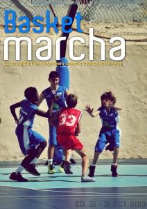 Basket Marcha 2013 31 octubre, 2013