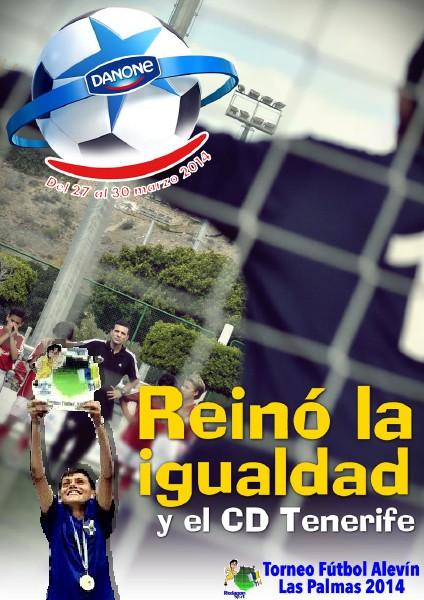 Reinó la igualdad y el CD Tenerife