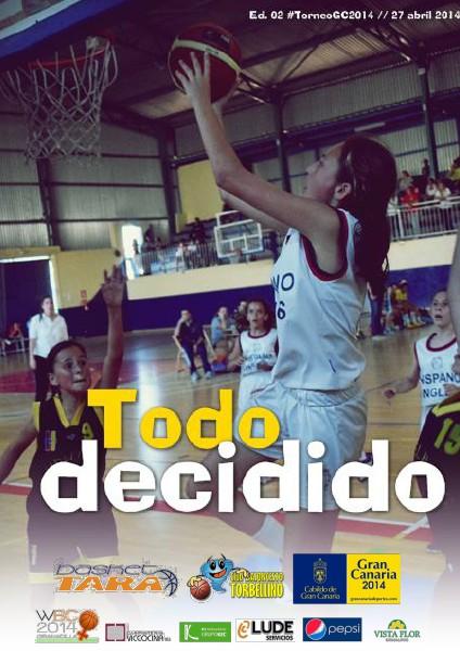 Torneo Gran Canaria 2014 Todo decidido