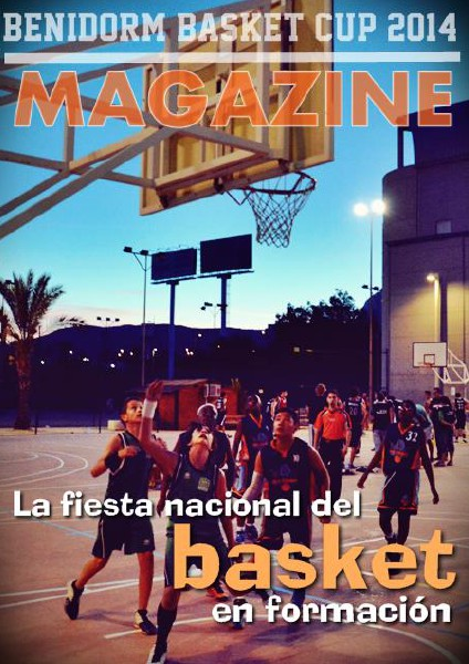 Benidorm Basket Cup 2014 Edición 01