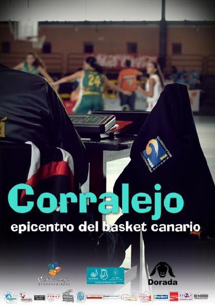 Corralejo, epicentro del basket canario