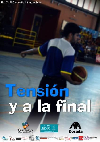 Tensión y a la final