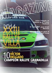 XXIII Rallye Villa de Granadilla