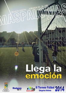 Maspalomas Cup 2014