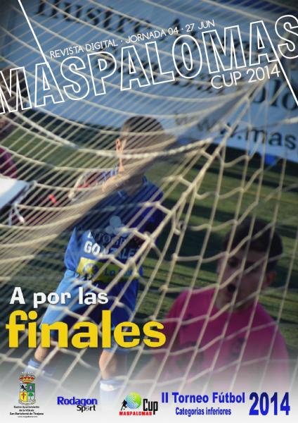 Maspalomas Cup 2014 A por las finales