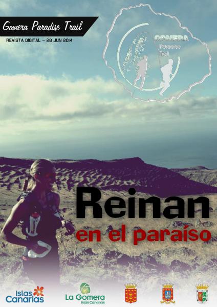 Gomera Paradise Trail Reinan en el paraiso