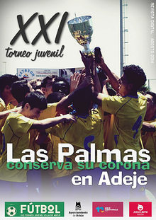 Torneo Juvenil Villa de Adeje