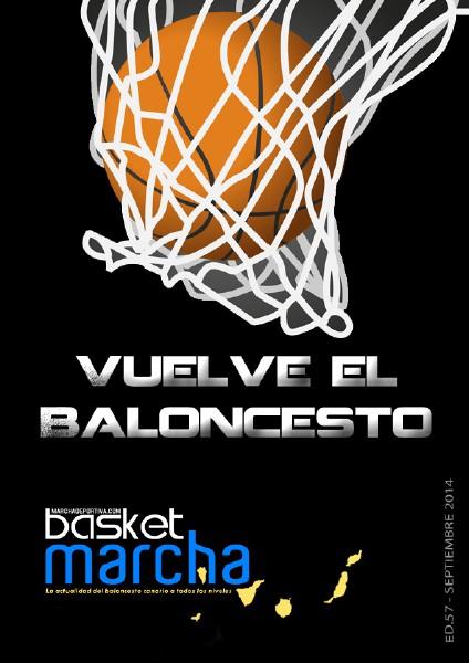 Basket Marcha 2014 Vuelve el baloncesto