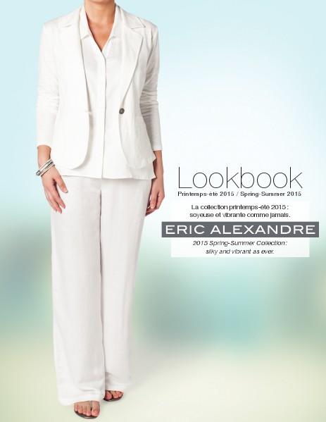 Lookbook Eric Alexandre Printemps-été 2015