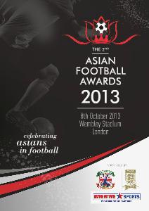 The Asian Football Awards 2013 (October 2013)