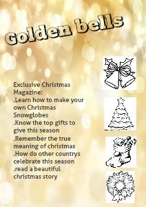 Golden Bells December 2013