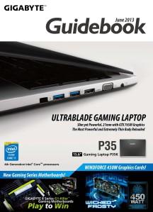 GIGABYTE Guidebook June. 2013