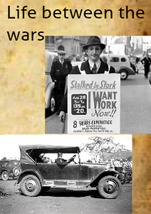 Life between the wars