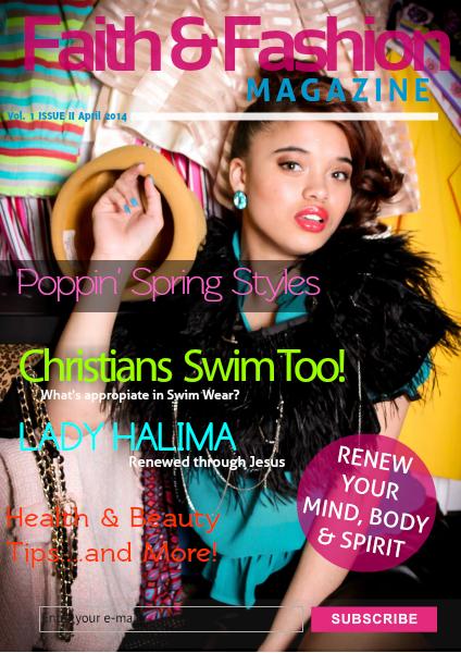 Faith & Fashion Volume 1 Issue 2