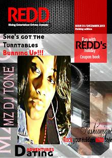 Redd Magazine
