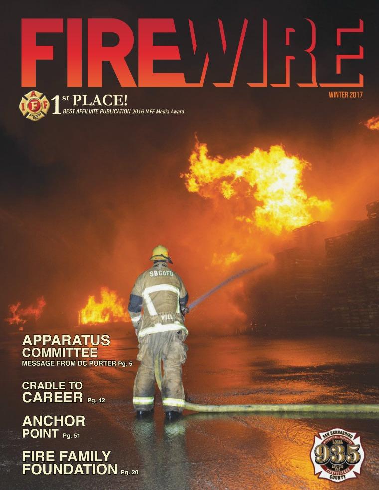 FIREWIRE Magazine Winter 2017