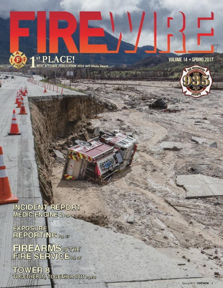 FIREWIRE Magazine Spring 2017