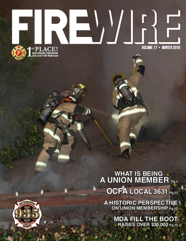 FIREWIRE Magazine Winter 2018