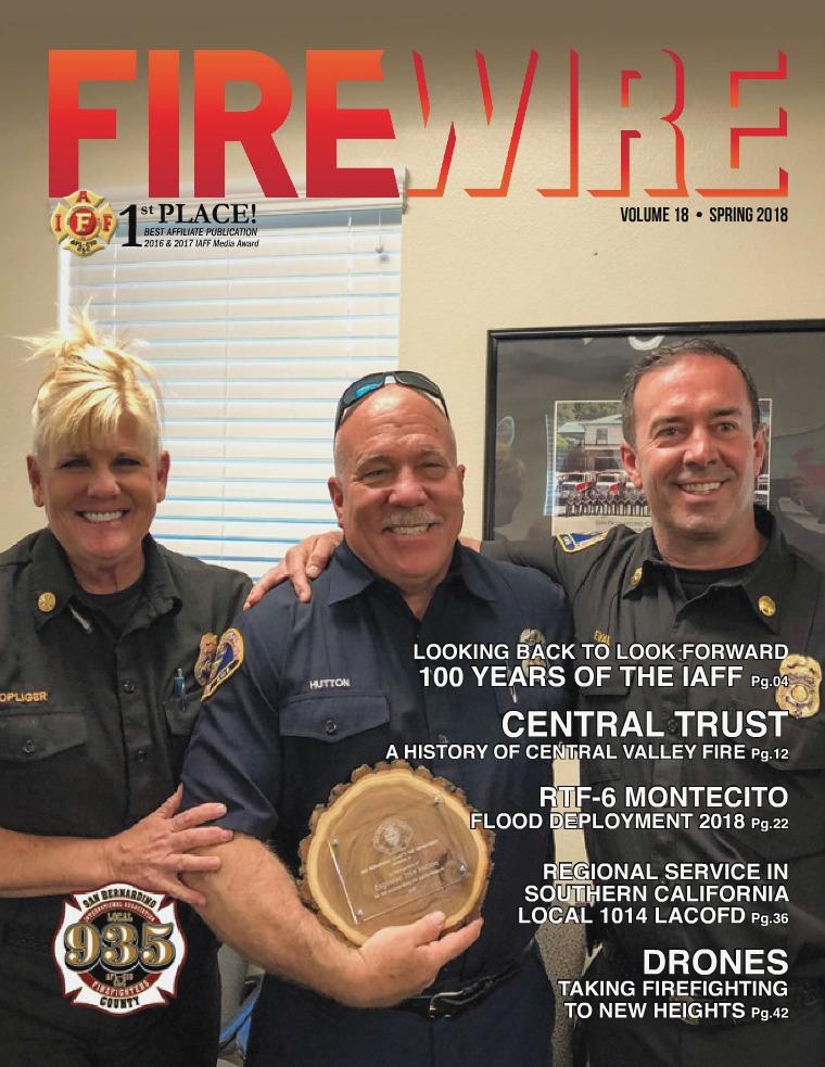 FIREWIRE Magazine Spring 2018