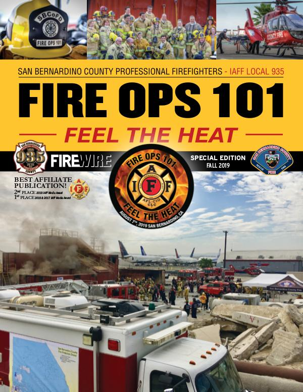 Fire Ops 101 Special Edition