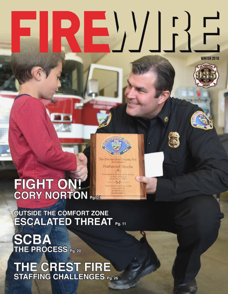FIREWIRE Magazine Winter 2016