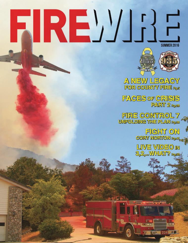 FIREWIRE Magazine Summer 2016