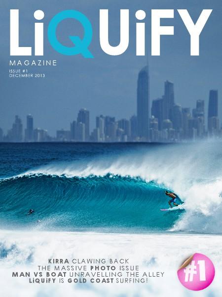 LiQUiFY Magazine December 2013