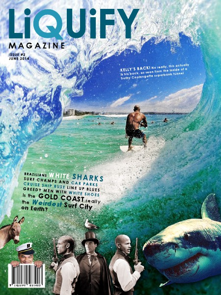 LiQUiFY Magazine June 2014