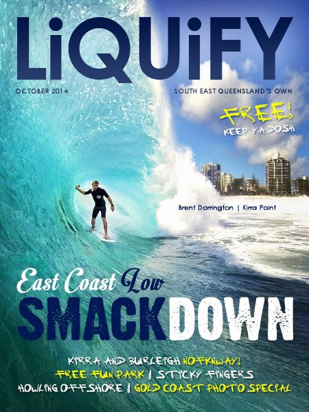 LiQUiFY Magazine October 2014