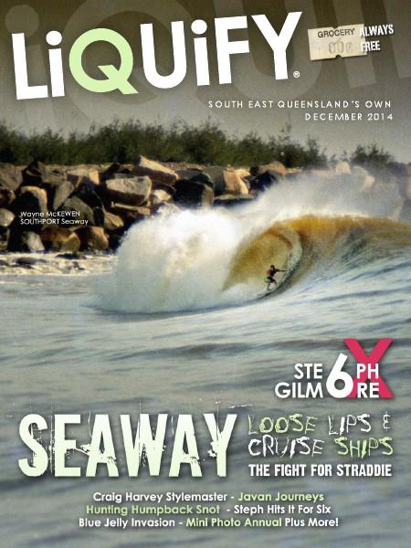 LiQUiFY Magazine December 2014