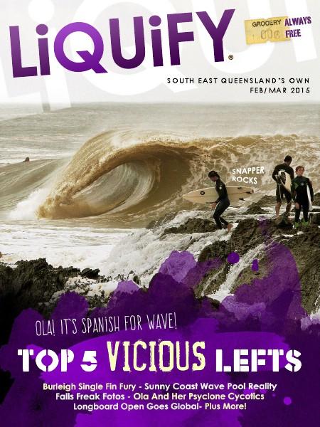 LiQUiFY Magazine February 2015