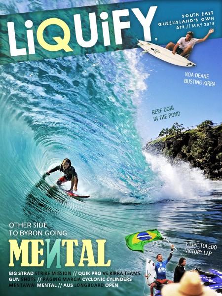 LiQUiFY Magazine April 2015