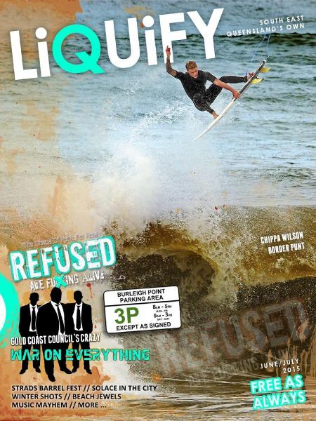 LiQUiFY Magazine June July 2015