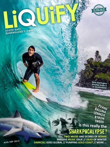 LiQUiFY Magazine August September 2015