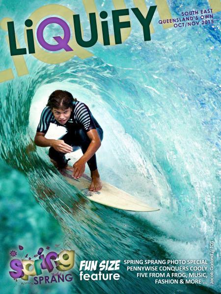 LiQUiFY Magazine October November 2015