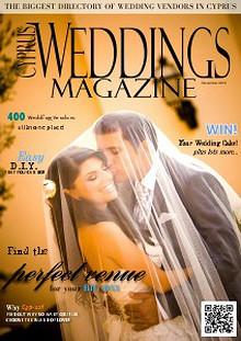 Cyprus Weddings eMagazine November 2013