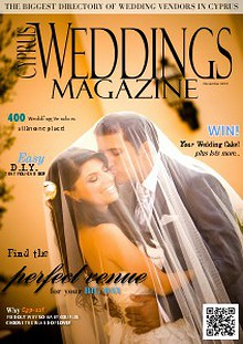 Cyprus Weddings eMagazine November 2013