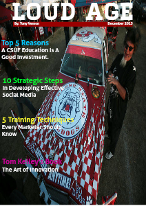 Loud Age Magazine Volume 1