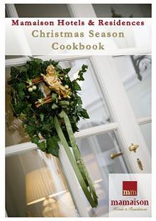 Christmas Season Cookbook - Mamaison Hotels & Residences