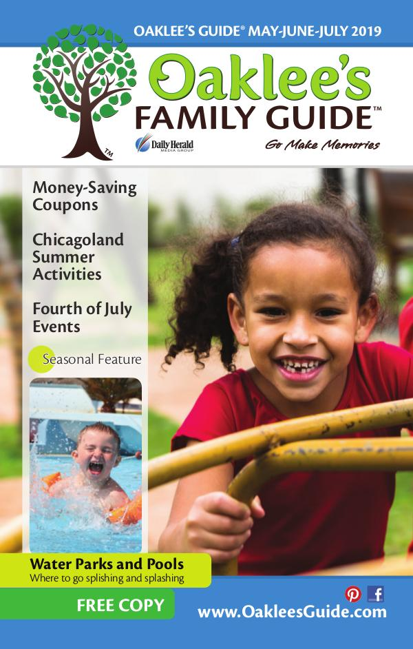 Oaklee's Family Guide May/June/July 2019