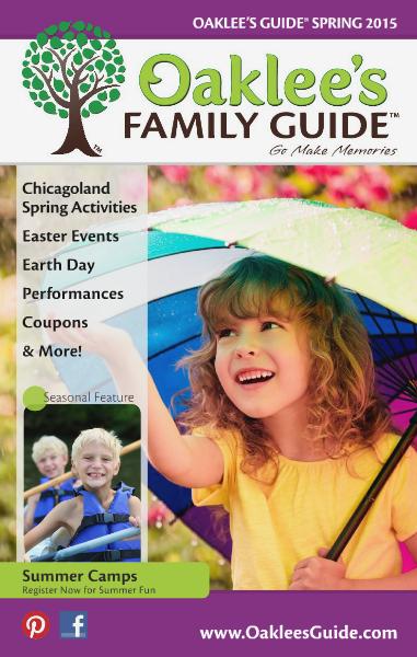 Oaklee's Family Guide Spring 2015