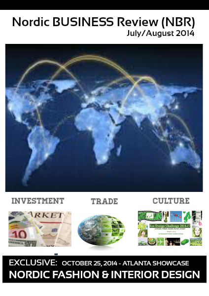 Nordic Business Review July 2014