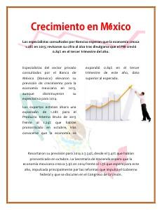 Economía Diciembre 2013