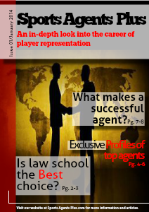 How to Become a Sports Agent January. 2014