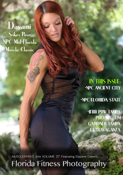 Florida Fitness Photography Volume 27 featuring Dayami Cepero