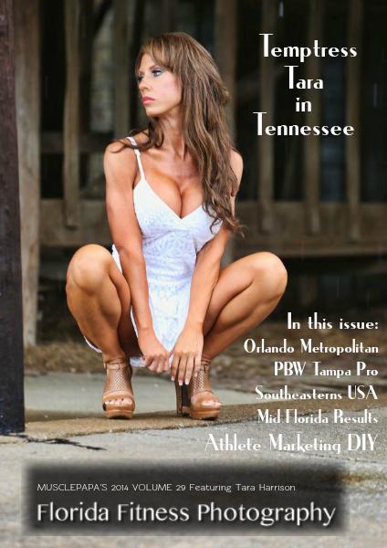 Florida Fitness Photography Volume 29 featuring Tara Harrison