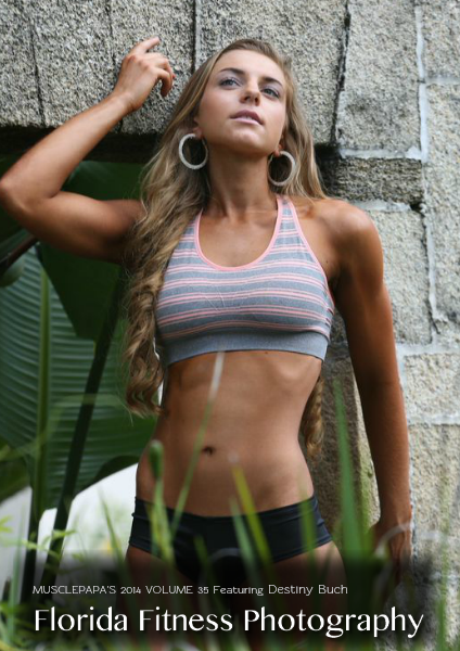 Florida Fitness Photography Volume 35 featuring Destiny Buch