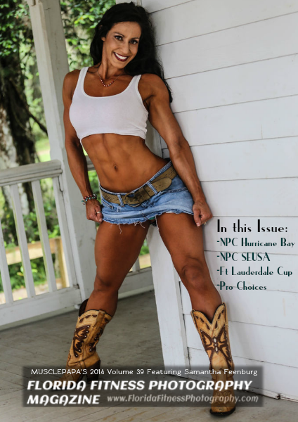 Florida Fitness Photography Volume 39 Featuring Samantha Feenburg