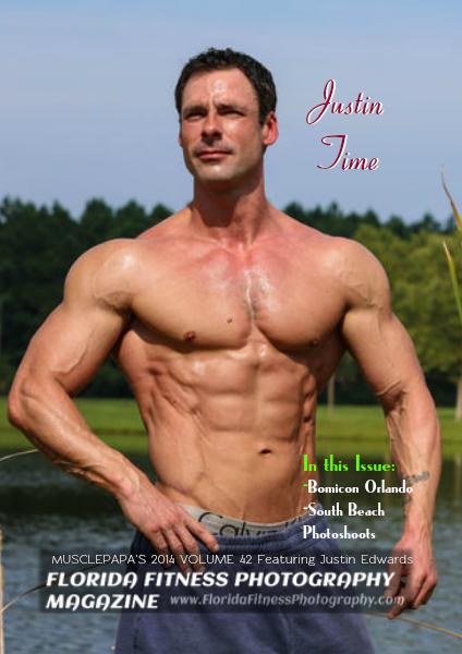 Volume 42 Featuring Justin Edwards